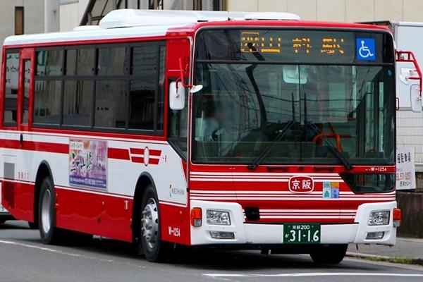 「地下鉄・バス一日券」は京阪バスも利用OK