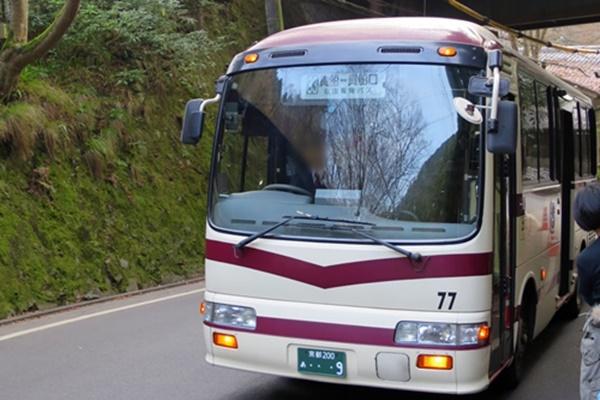 京都バスも乗り放題「バス&えいでん 鞍馬・貴船日帰りきっぷ」