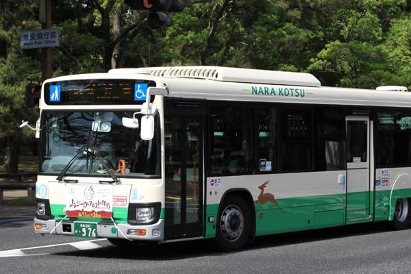 近鉄の「奈良世界遺産フリーきっぷ」はバスも乗り放題