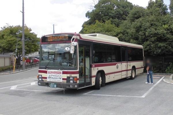 京都バス「映画村・嵐山・嵯峨野回遊乗車券」は実質バス無料