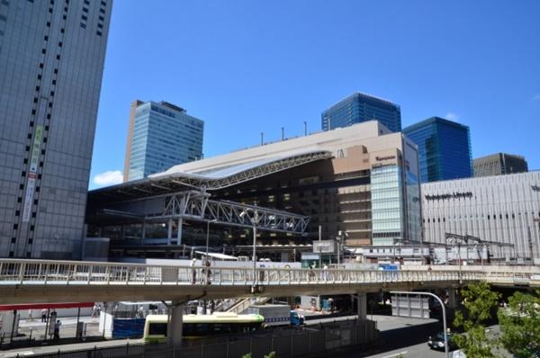 大阪梅田の移動は100円の「うめぐるバス」が便利!1日乗車券もめちゃ得