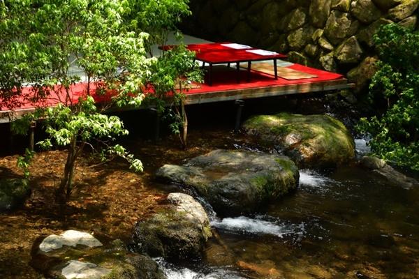 叡山電車のうちわ型1日乗車券「悠久の風きっぷ」で鞍馬や貴船へ