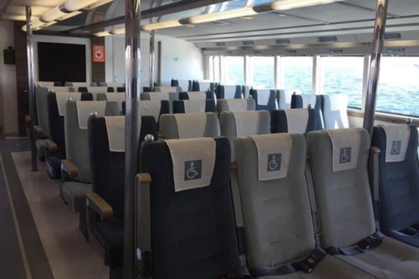 神戸~関空の高速船アクセス「ベイシャトル」の乗り方と割引切符