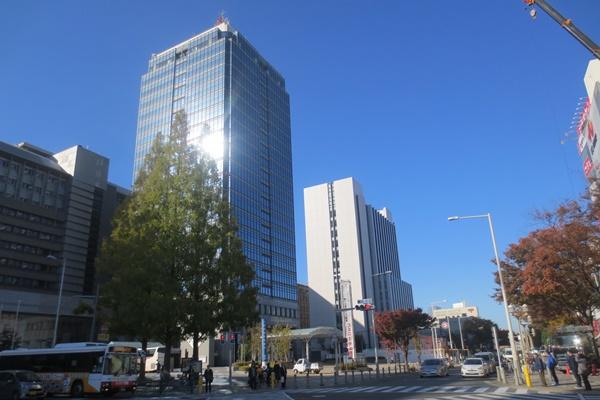堺市役所展望ロビー