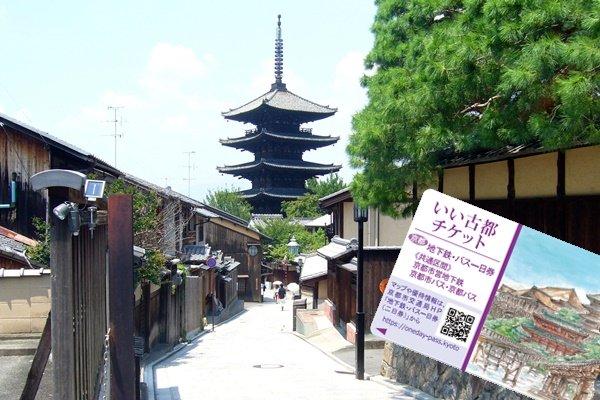 阪急電車「いい古都チケット」の内容、値段、購入方法