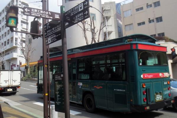 神戸観光に便利なシティーループバス「1日乗車券」を安く買う方法
