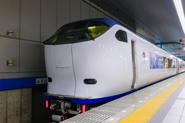 姫路~関空アクセスにJR「はるか指定席きっぷ」の値段、購入方法