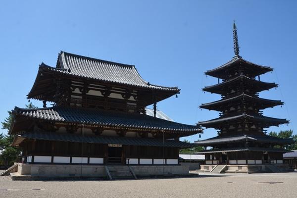 奈良交通バス乗り放題「奈良公園・西の京・法隆寺 世界遺産 1-Day Pass Wide」