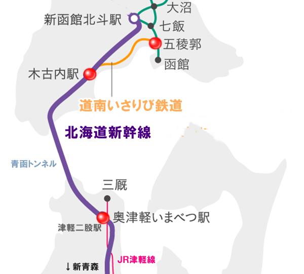 JRの「北海道新幹線オプション券」ってどんな切符?内容と使い方