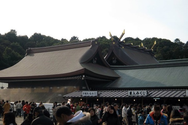 近鉄「橿原神宮初詣割引きっぷ」の値段、発売期間、購入方法