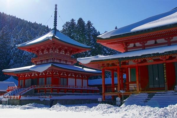 冬の比叡山へのアクセス方法とお得な切符