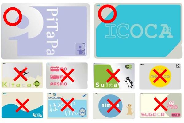 「京阪バスIC1dayチケット」はICOCA、PiTaPa限定