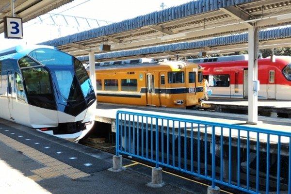 「近鉄全線3日間フリーきっぷ」では近鉄特急には乗れません。